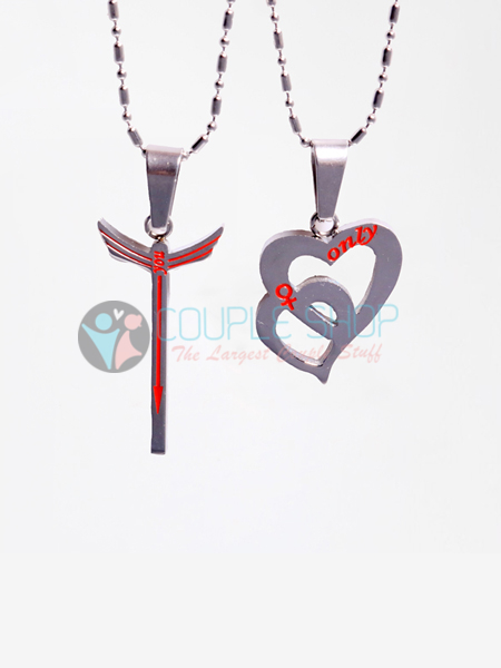 Kalung Couple Kode 1016