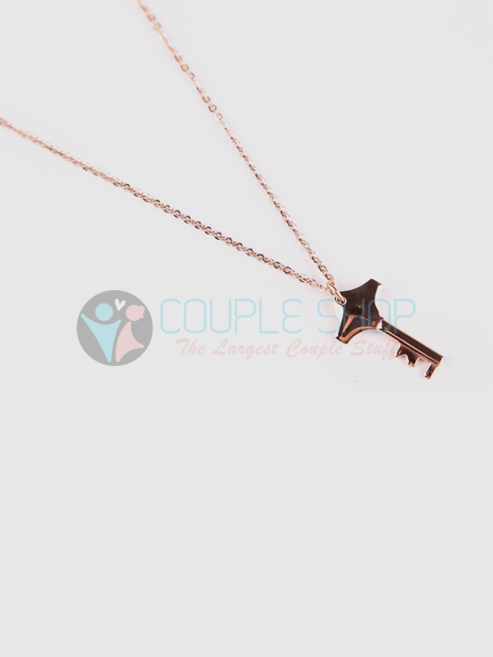 Kalung Single Gold Plated Kode 702