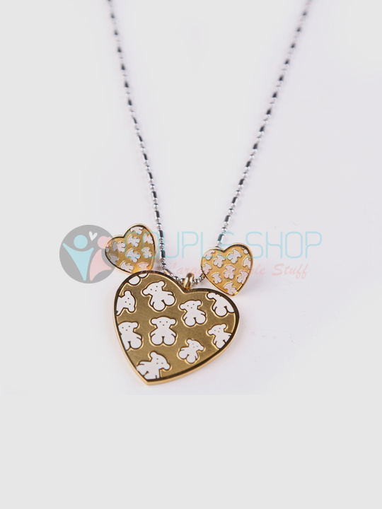 Kalung Single Gold Plated Kode 704