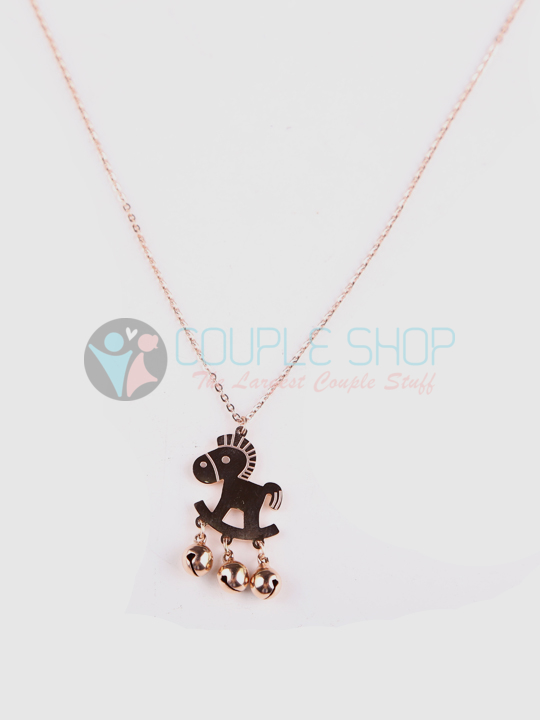 Kalung Single Gold Plated Kode 732