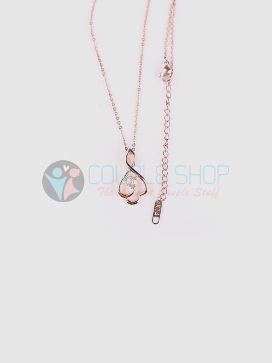 Kalung Single Gold Plated Kode 737