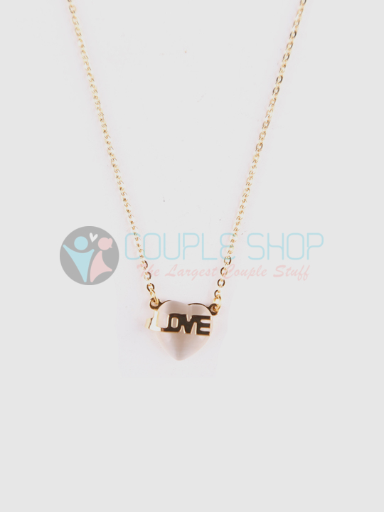 Kalung Single Gold Plated Kode 738