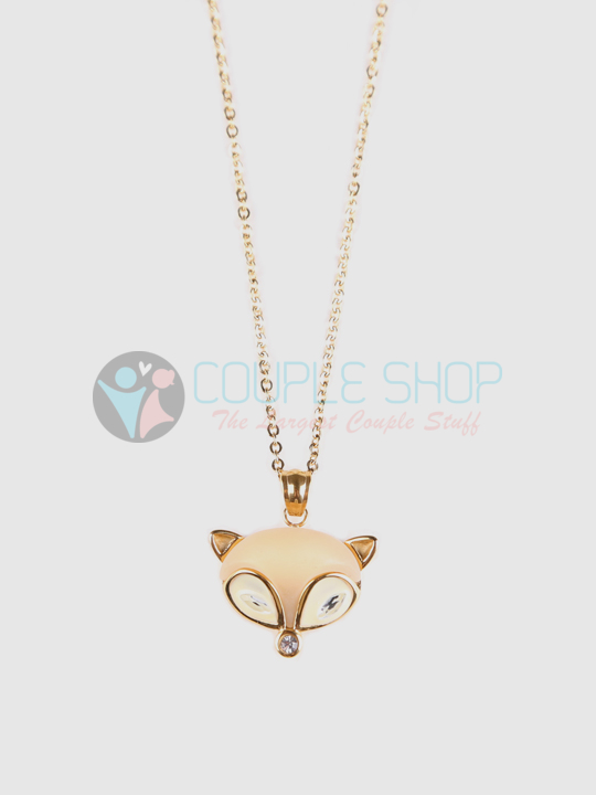 Kalung Single Gold Plated Kode 743