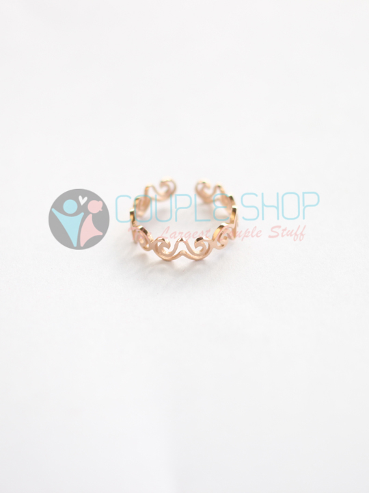 Cincin Single Kode Cs032
