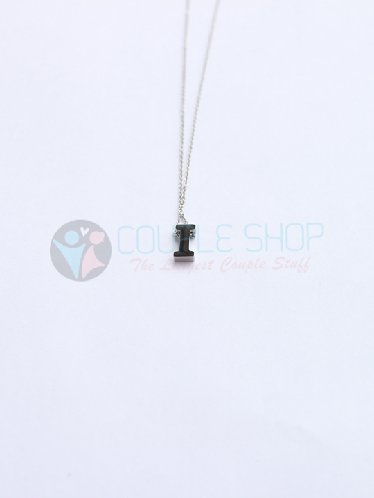 Kalung Single Abjad I