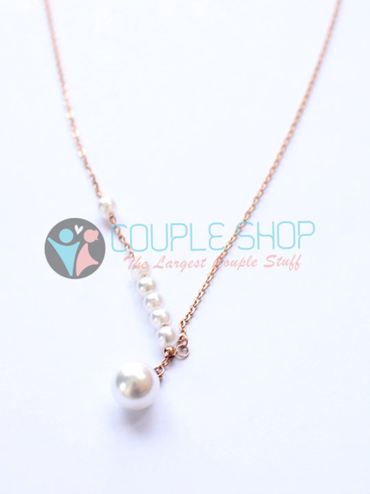 Kalung Single Gold Plated Kode 778