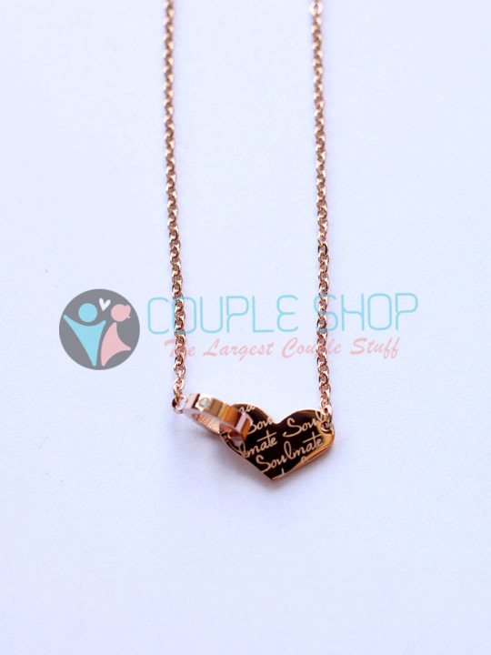 Kalung Single Gold Plated Kode 786